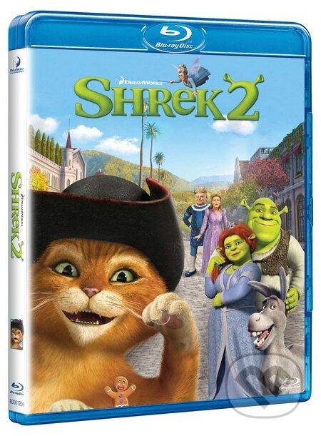 Shrek 2 BLU-RAY