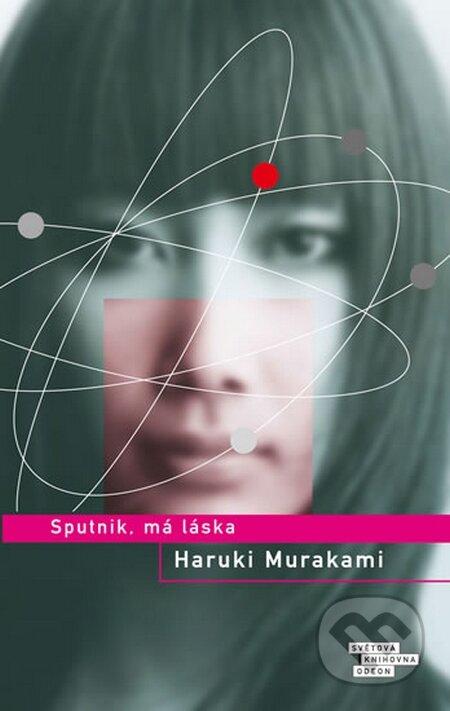 Sputnik, má láska - Haruki Murakami