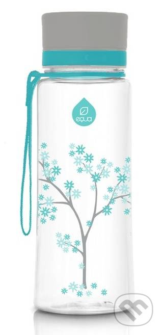 Fľaša EQUA Mint Blossom 600 ml -