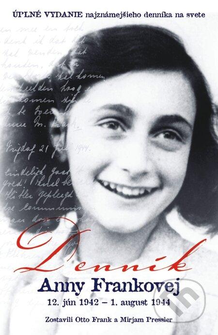 Denník Anny Frankovej - Otto H. Frank, Mirjam Pressler