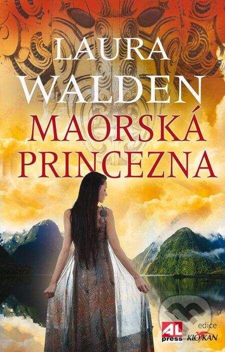 Maorská pricezna - Laura Walden