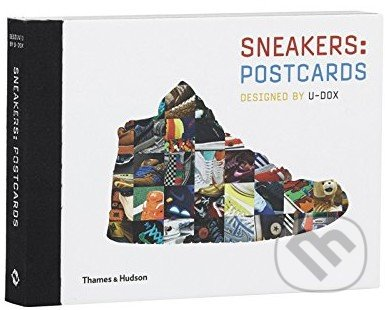 Sneakers Postcards -