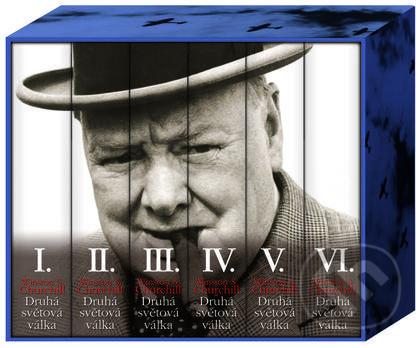 Druhá světová válka - Winston S. Churchill