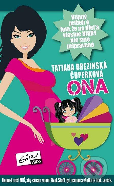 Evitapress Ona - Tatiana Brezinská Čuperková