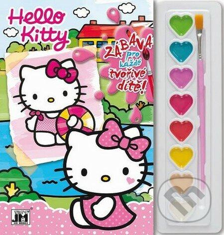 Hello Kitty: Omalovánky -