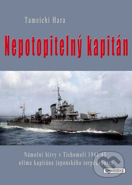 Nepotopitelný kapitán - Tamechi Hara