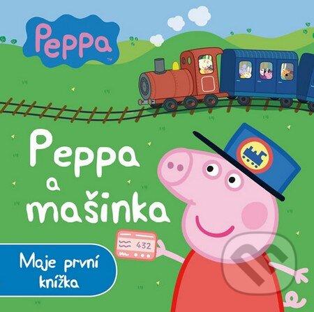 Prasátko Peppa: Peppa a mašinka -