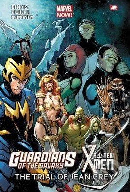 Guardians of the Galaxy: All-New X-Men - Brian Michael Bendis