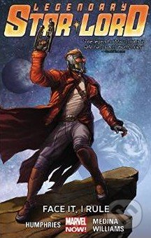 Legendary Star-Lord (Volume 1) - Sam Humphries, Paco Medina