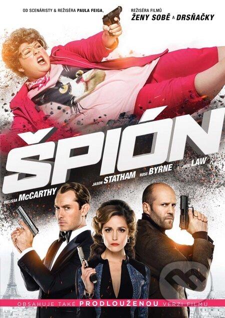 Špión DVD