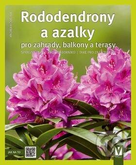 Rododendrony a azalky - Andrea Kögelová