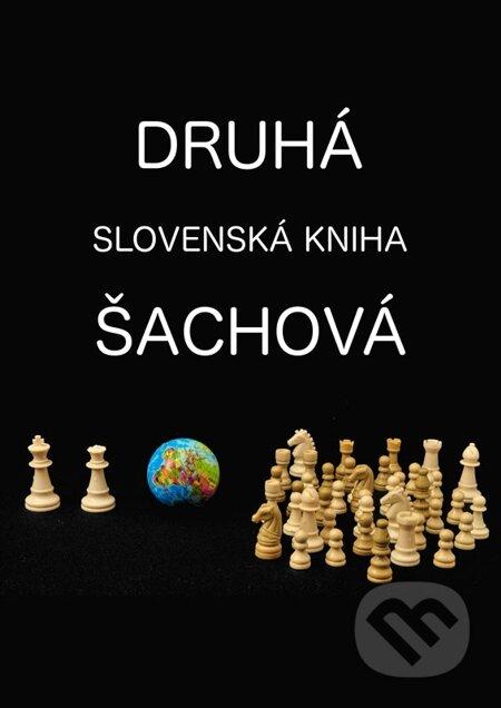 Druhá slovenská kniha šachová - Kolektív autorov