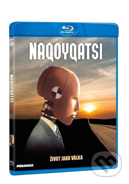 Naqoyqatsi BLU-RAY