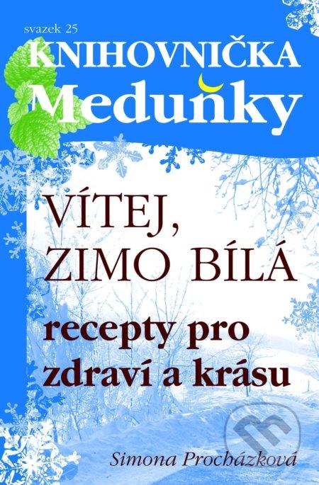 Vítej, zimo bílá - Simona Procházková
