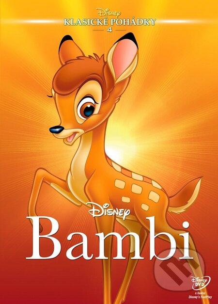 Bambi DVD