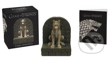 Game of Thrones: Stark Direwolf -