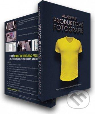 Akademie produktové fotografie DVD
