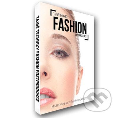 Tajné techniky fashion postprodukce DVD