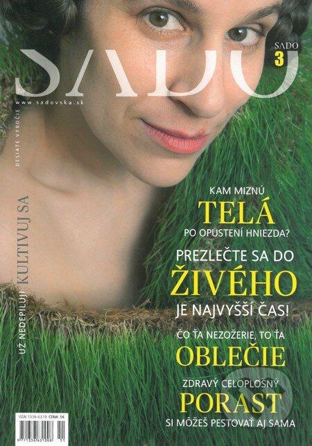 SADO 3 - Dorota Sadovská