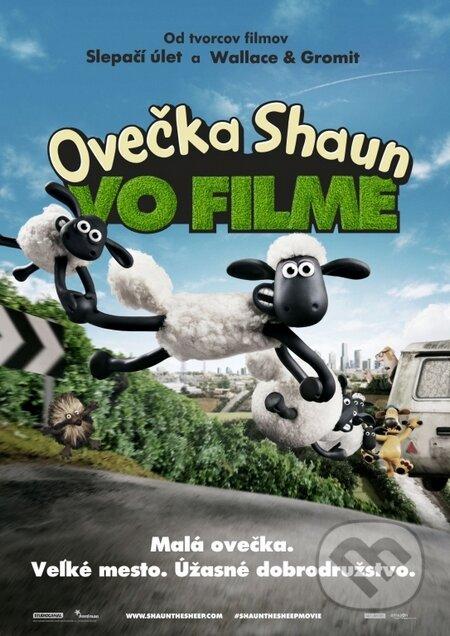 Ovečka Shaun DVD