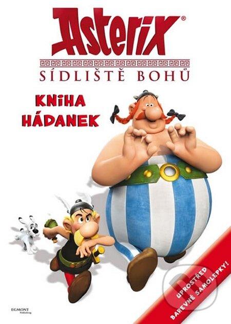 Asterix Sídliště bohů - René Goscinny, Albert Uderzo