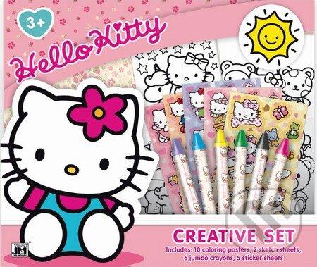 Hello Kitty (kreatívna súprava) -