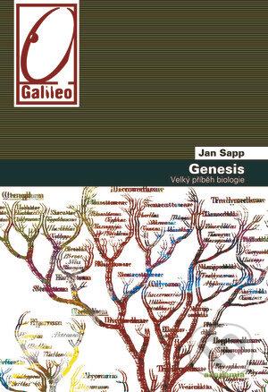Genesis: evoluce biologie - Jan Sapp