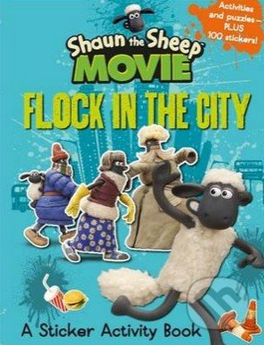 Shaun the Sheep Movie: Flock in the City -