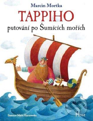 Tappiho putování po Šumících mořích - Marcin Mortka