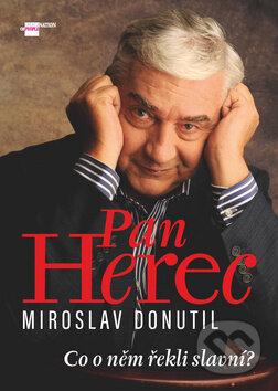 Imagination of People Miroslav Donutil: Pan Herec - Petr Čermák