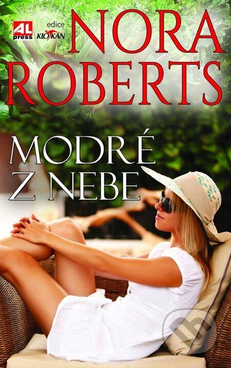 Modré z nebe - Nora Roberts