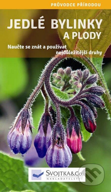 Jedlé bylinky a plody -