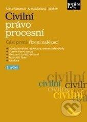 Civilní právo procesní - Náhled učebnice