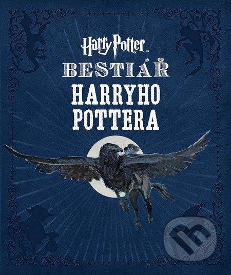 Bestiář Harryho Pottera - Jody Revenson