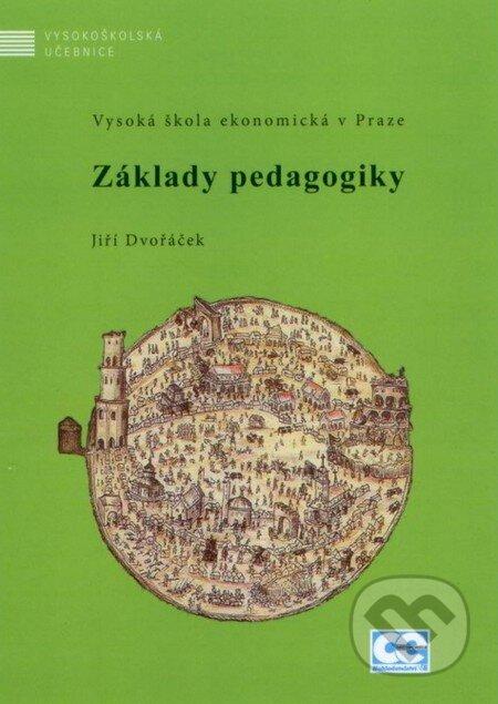 Základy pedagogiky - Jiří Dvořáček