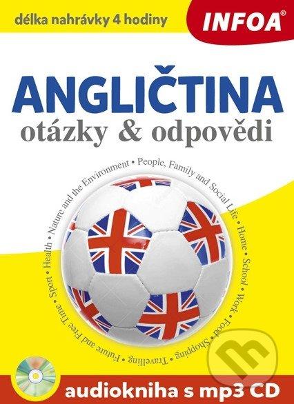 Angličtina otázky & odpovědi - Náhled učebnice
