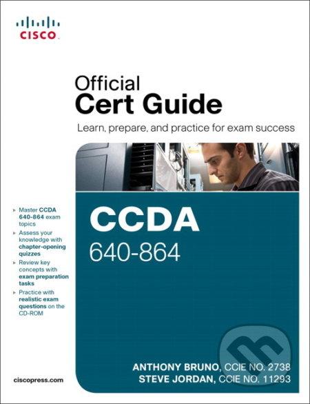 CCDA 640-864 Official Cert Guide - Anthony Bruno, Steve Jordan
