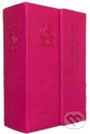 Sväté písmo - Jeruzalemská Biblia (s magnetickou chlopňou a cyklámenovou obálkou) -
