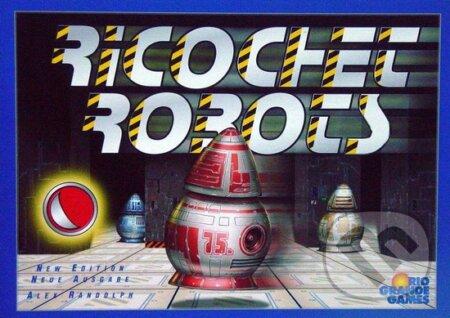 Ricochet Robots nová verze - Alex Randolph