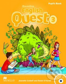 Macmillan English Quest 3 - Pupil's Book - Jeanette Corbett, Rosin O\'Farrel