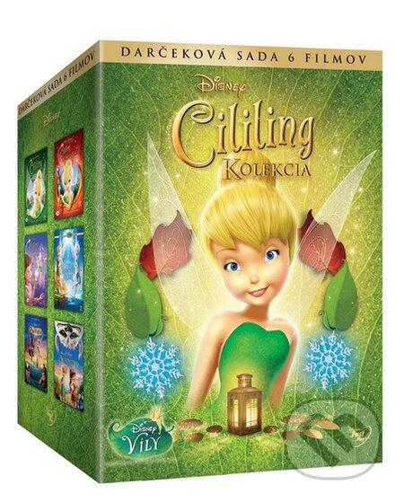 Cililing kolekce 1.-6. DVD
