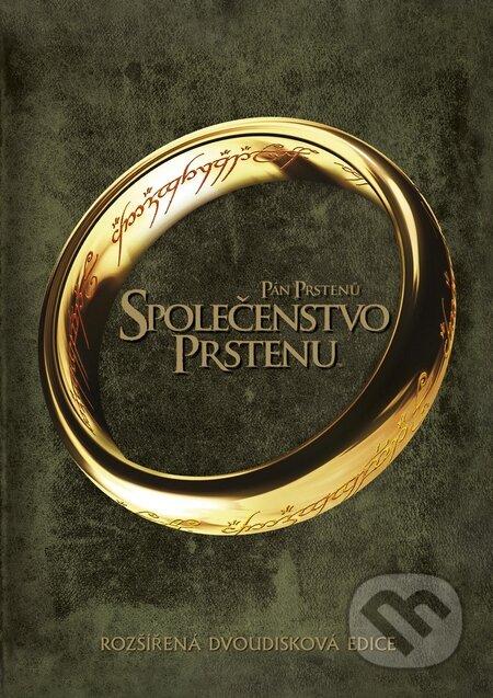 Pán prstenů: Společenstvo prstenu Rozšířená edice DVD