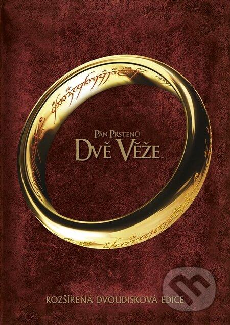 Pán prstenů: Dvě věže Rozšířená edice DVD