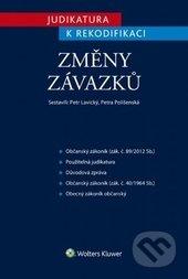 Změny závazků - Petr Lavický, Petra Polišenská