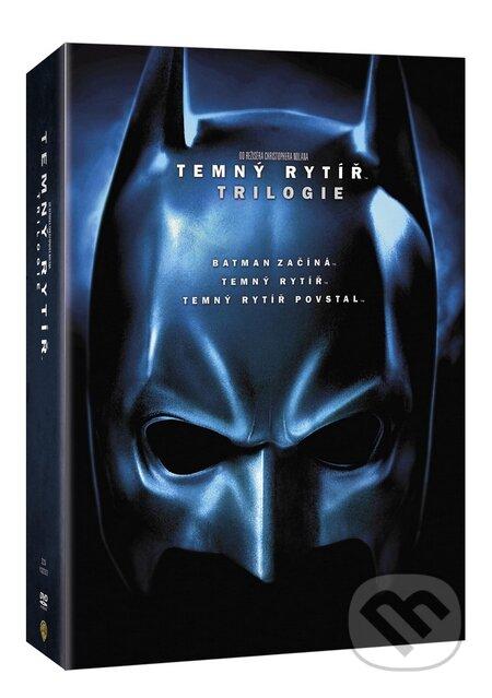 Temný rytíř trilogie DVD