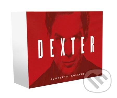 Dexter kolekce 1.-8. série DVD