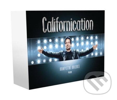Californication kolekce 1.-7. série DVD