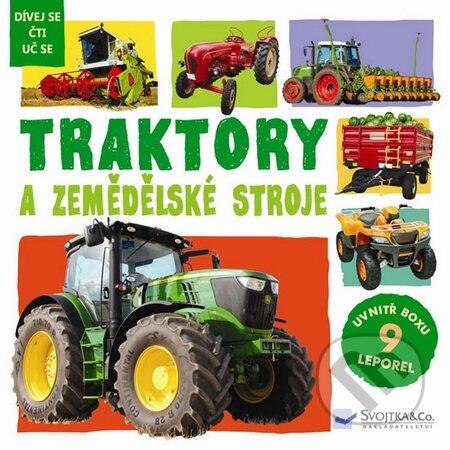 Traktory a zemědělské stroje -