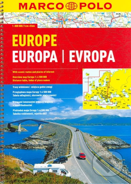 Europe/Europa/Evropa -