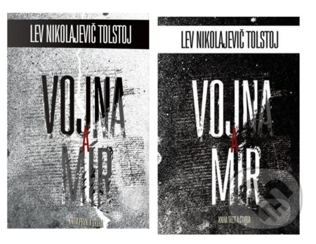 Vojna a mír (1 - 4. díl) - Lev Nikolajevič Tolstoj